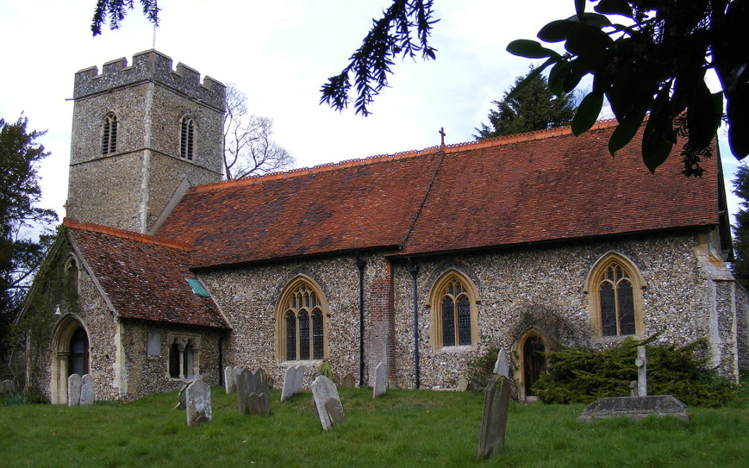 Benefice Holy Communion at Sternfield