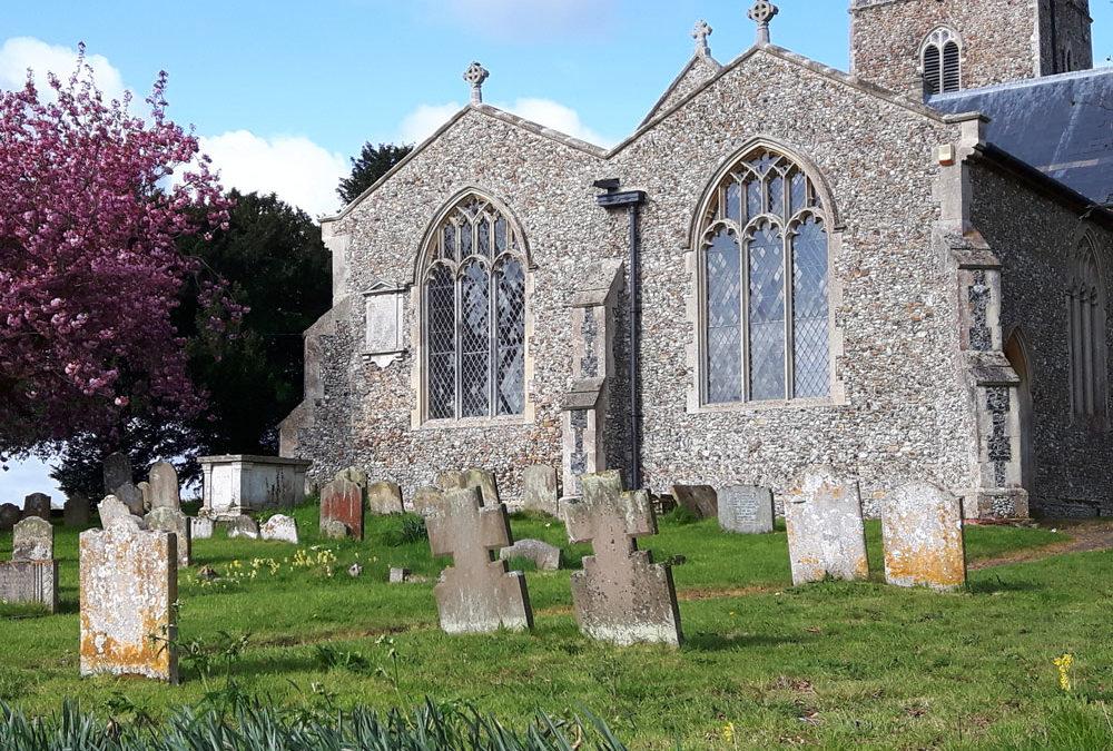 Benefice Holy Communion at Benhall