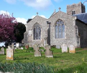 Benefice Holy Communion at Benhall @ St Mary's Church, Benhall   Saxmundham   United Kingdom