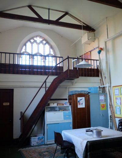 Benhall Church school room