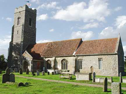 Benefice Holy Communion at Snape