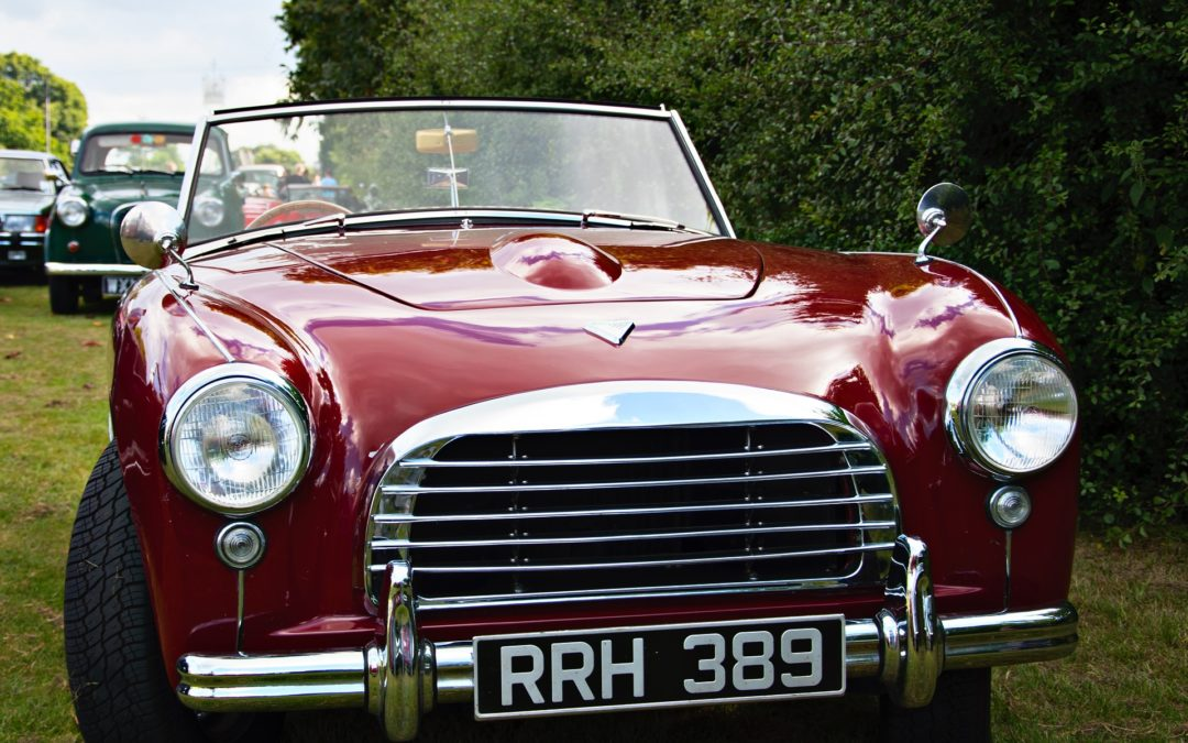 Alde Valley Classic Cars Day