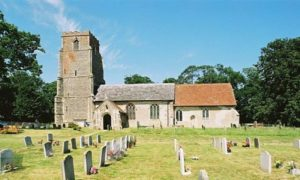 Benefice Holy Communion at Blaxhall @ St Peter's Church, Blaxhall