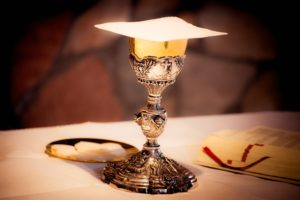 Holy Communion at Benhall @ St Mary's Church, Benhall