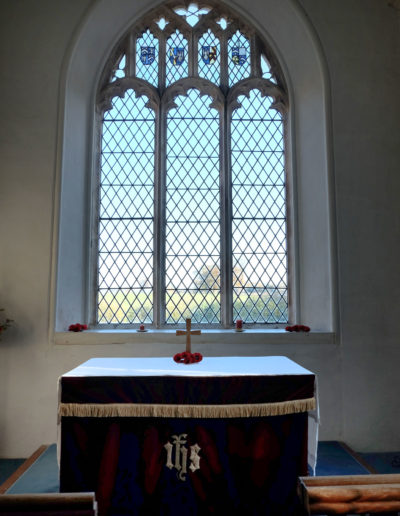 View from the East Window