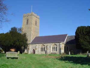 Benefice Holy Communion at Great Glemham @ All Saint's Church, Gt Glemham