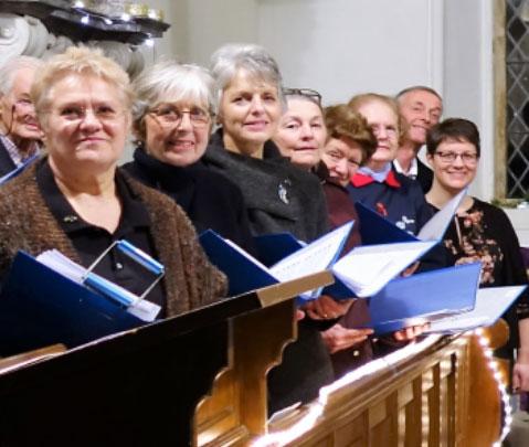 Music in Benhall Church